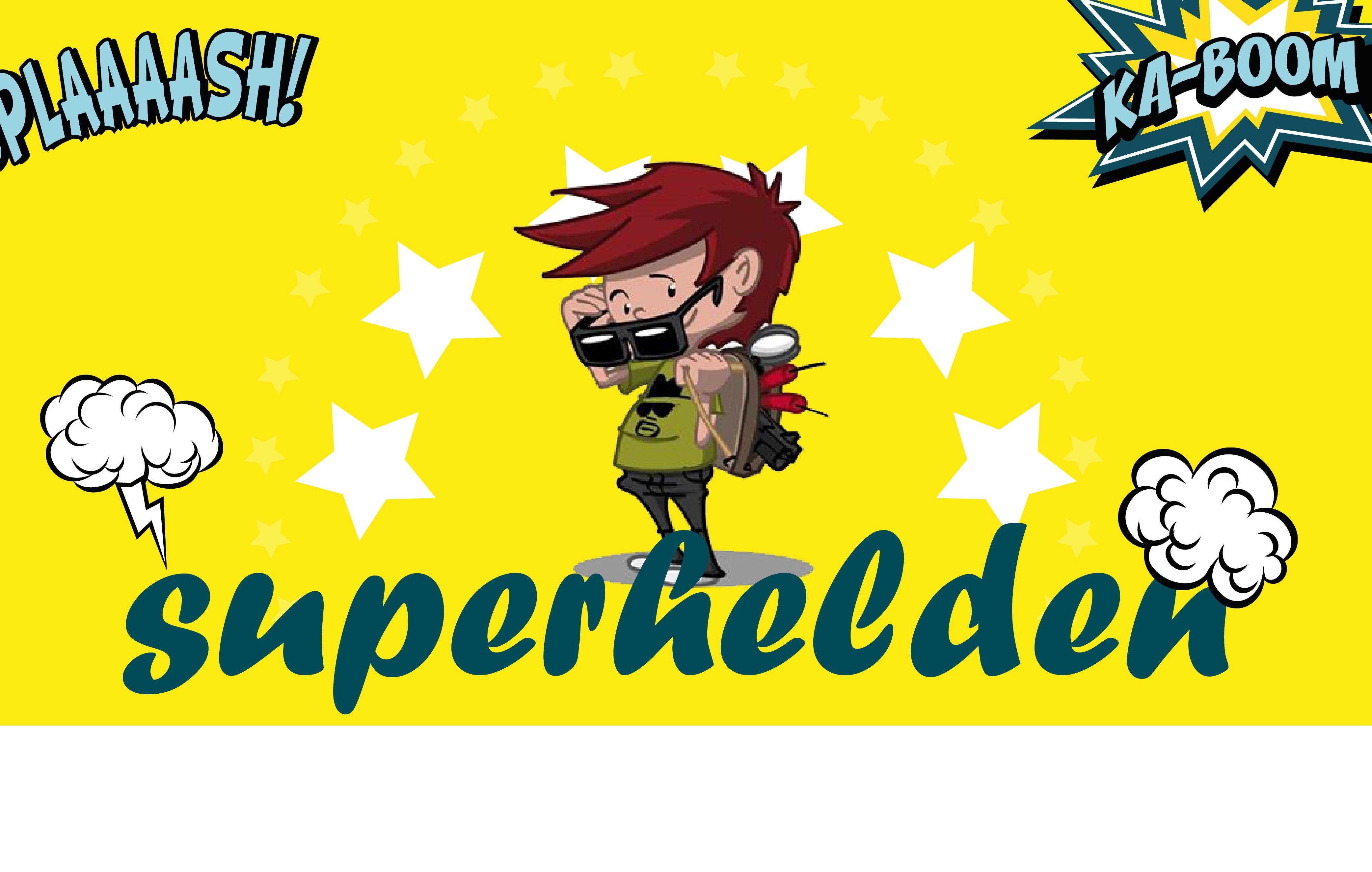 Superhelden Workshop