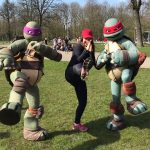 Ninja Bootcamp Turtles
