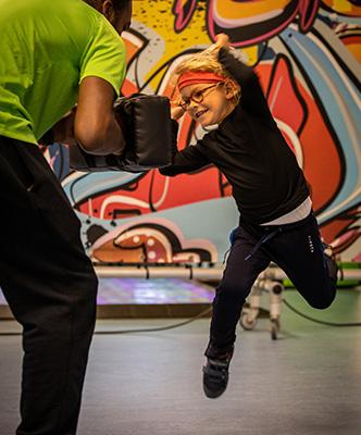 Toffe workshops 4 kids foto